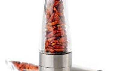 Mlýnek na chilli AdHoc PEPE + balíček papriček