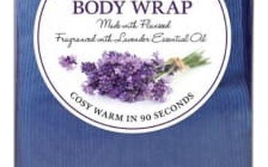 Nahřívací polštářek Body Wrap - modrý