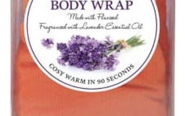 Nahřívací polštářek Body Wrap - oranžový