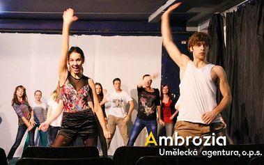 Letní Ambroziáda – týdenní letní herecký a filmový tábor pro děti v ČR i na Slovensku