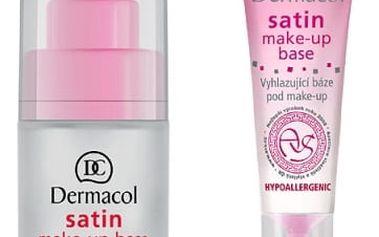 Dermacol Satin 10 ml podklad pod makeup pro ženy