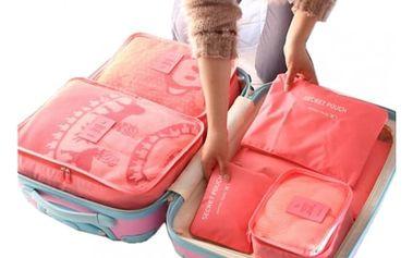 Sada do kufru nepromokavá - 6 ks