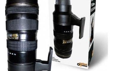 Termoska pro fotografy - objektiv