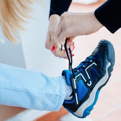 Dětská sportovní obuv se slevou až 52 %