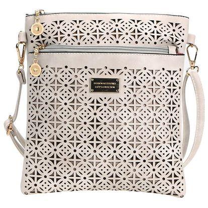 Dámská kabelka - vykrojené vzory