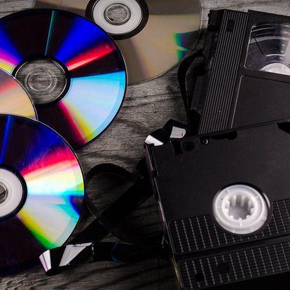 Převod VHS kazet či jiných formátů na DVD