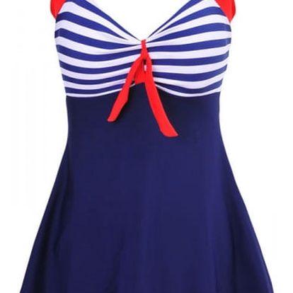 Plavky v retro stylu 50. léta - 12 variant