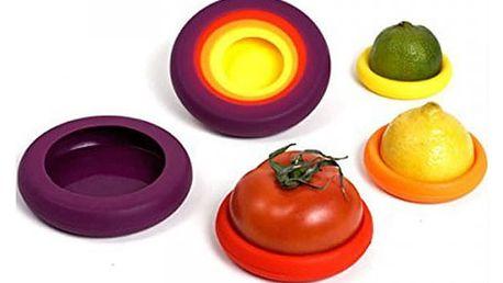Silikonové obaly pro udržení čerstvých potravin