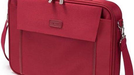 Brašna na notebook DICOTA Multi BASE 14 - 15.6 (D30920) červená