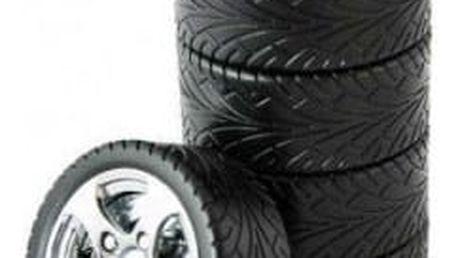 Pneumatikový termo hrnek pro řidiče