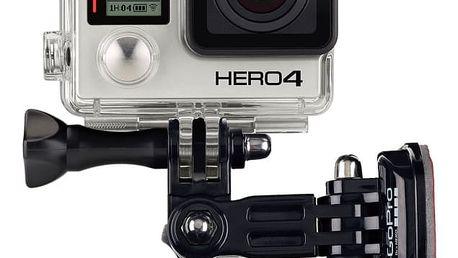 Držák GoPro s vyklopením do strany (AHEDM-001) černý