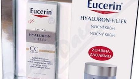 EUCERIN HYALURON FILLER CC kr.světlý 50ml prom2016