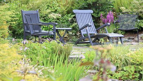 Sleva navíc: -8 % na zahradní nábytek od 4Home; jen do dnešní půlnoci