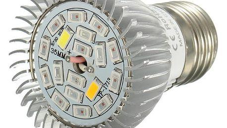 LED světlo pro pěstování rostlin (18W )