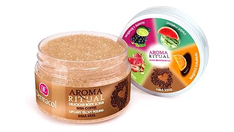 Dermacol Aroma Ritual Irish Coffee 200 g tělový peeling W