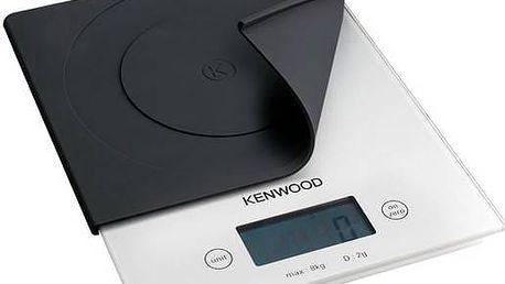 Kuchyňská váha Kenwood AT850 šedá