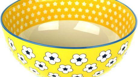 Miska Cotton Bud Maxwell & Williams 18 cm žlutá