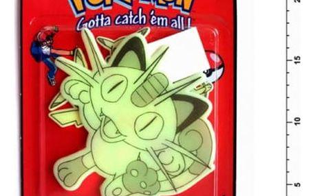 Pokémon - svítící dekorace - dodání do 2 dnů