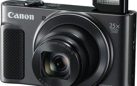 Canon PowerShot SX620 HS, černá - 1072C002 + Pouzdro Canon DCC-1500 v ceně 499 Kč