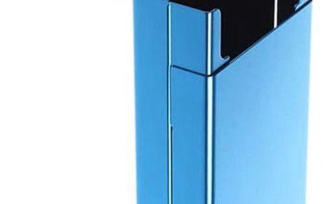 Kovové vysouvací pouzdro na cigarety v různých barvách