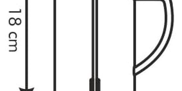 Šlehač na mléčnou pěnu TEO 0.9 l2