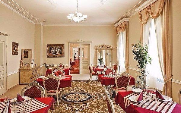 Zámecký hotel Kamenný Dvůr