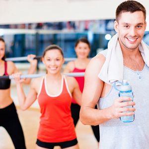 Hodina v pohybu: vstup na skupinové cvičení