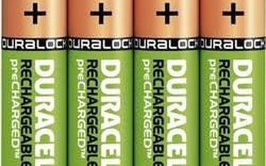 Akumulátor, Duracell PreCharged, NiMH, AA, 2400 mAh, DUR057043, 4x