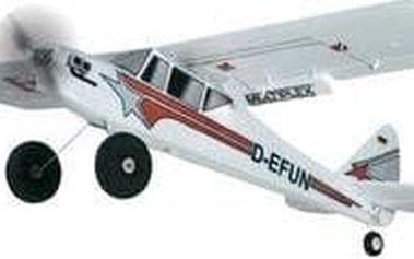 RC model letadla Multiplex FunCub, 1400 mm, ARF