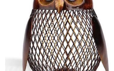 Kasička v podobě sovy