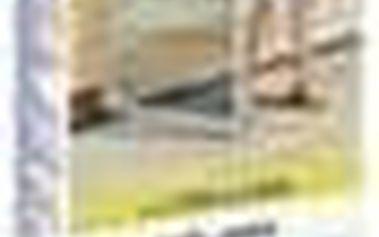 Síť proti hmyzu do dveří Tesa Comfort s hliníkovým rámem, 55197-00, 1,2 x 2,4 m, bílá