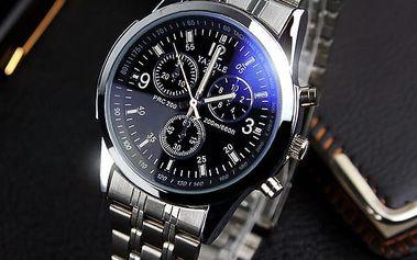 Kovové hodinky Yazole - 2 varianty