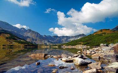 Vysoké Tatry: polopenze a sleva do Vrbova