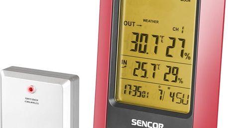 Sencor SWS 200 RD - 8590669144037