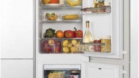 Kombinace chladničky s mrazničkou Amica BK 316.3 FA bílá