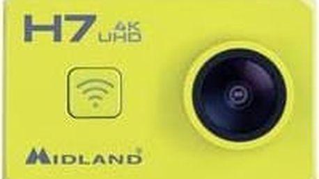 Sportovní outdoorová kamera Midland Mycrocam 720Ultra HD C1236 Ultra HD, Wi-Fi