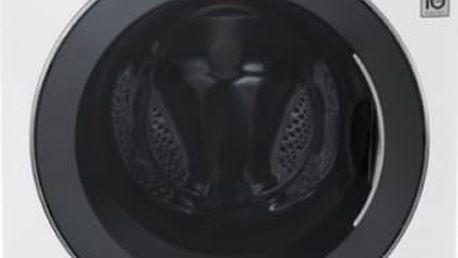 Automatická pračka LG F72A8HDS2 bílá
