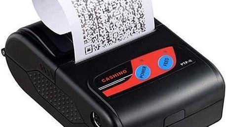Cashino PTP-II, přenosná termotiskárna - PTP-II BT