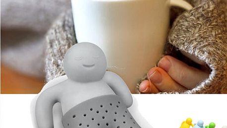 Pan Čaj - sítko v různých barvách