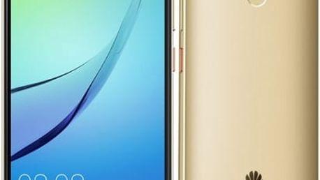 Mobilní telefon Huawei Nova Dual SIM - Prestige Gold (SP-NOVADSGOM)