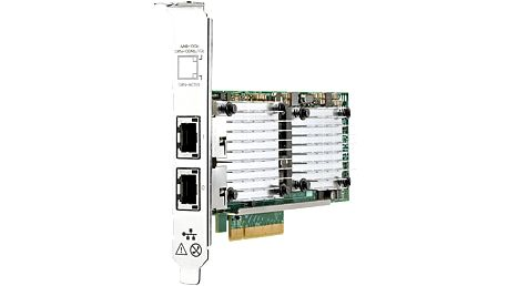 HP Ethernet 10Gb 2-port 530T Adapter - 656596-B21