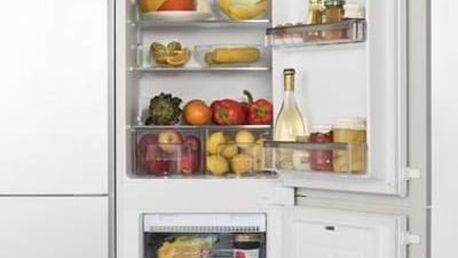 Kombinace chladničky s mrazničkou Amica BK 316.3 FA bílá + Doprava zdarma
