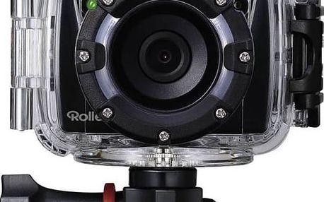 Outdoorová kamera Rollei 5S (40273) černá + Doprava zdarma