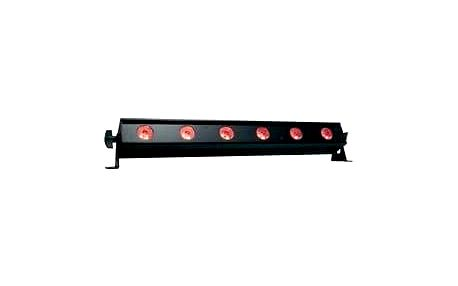 LED barevný reflektor ADJ Ultra Bar 6, 1226200039, 18 W, multicolour