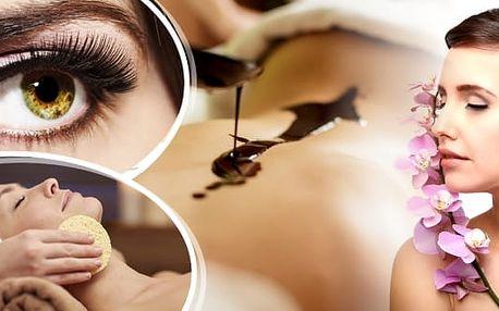 120min. relax balíček - kompletní kosmetické ošetření pleti a čokoládová masáž ve Studiu Step.Užijte si profesionální péči s pořádnou dávkou relaxu.