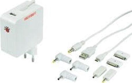 Síťový adaptér pro tablety Voltcraft UTPS-40, 5 - 19 VDC, 40 W