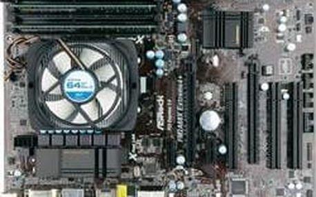 Základní deska s procesorem Renkforce AMD A10-7850K, DDR3 8 GB, 4x 3,7 - 4,4 GHz, ATX