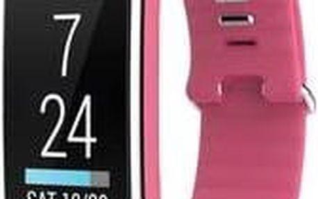Polar A360 Armband Pink Größe M velikost=M růžová