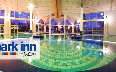 Park Inn **** Sarvar v Maďarsku s polopenzí a wellness