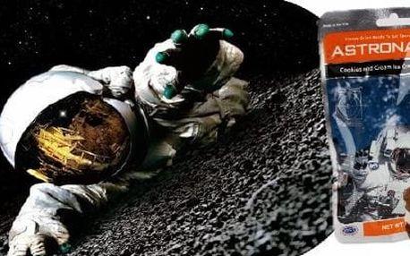 Vesmírná zmrzlina - jídlo pro astronauty. Originální dárek který jistě překvapí každého. Ochutnejte kosmickou stravu .